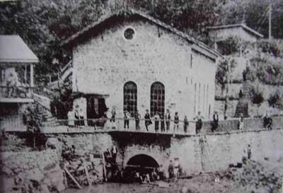 Гордостта на Иван х. Беров – електрическата централа построена от него в местността Устето и пусната в действие през 1906 г., втората в България след Панчаревската. Енергията, добивана от централата се използва за производствените  нужди на Беровата фабрика, излишъкът от нея е предоставен за осветление на централните градските улици, както и за ползване от частни лица.