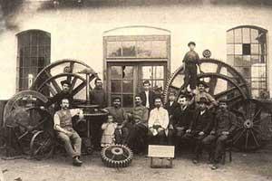 Кожарската фабрика на братя Калпазанови