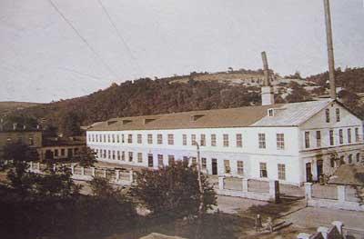 """Фабриката на дружество """"Успех"""", преименувана след възстановяването й от пожара на """"Фердинанд І"""". Тя става известна сред габровци и като """"еснафската"""" заради участието на голям брой членове на гайтанджийския еснаф в основаването й."""