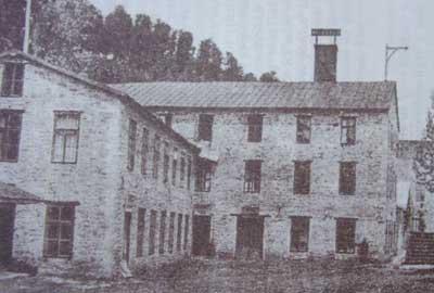 Валцовата мелница на Ив. х. Беров, първата по рода си в Габрово.